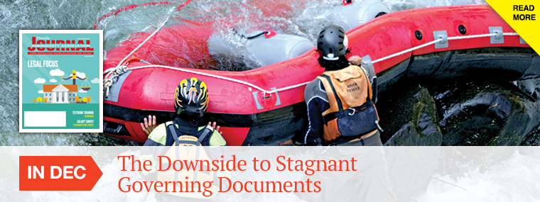 Stagnant Governing Documents