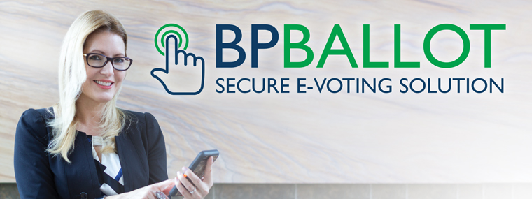 BPBallot secure e-voting solution