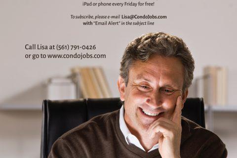 CondoJobs — Full Page ad