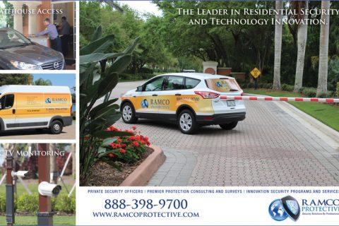 Ramco Protective — 1/2 Page Horizontal ad