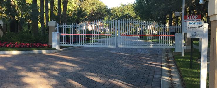 Envera gate
