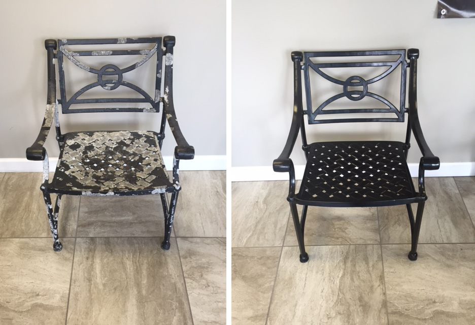Outdoor Patio Furniture Replace or Restore FCAP