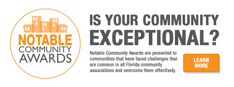 Notable Community Awards
