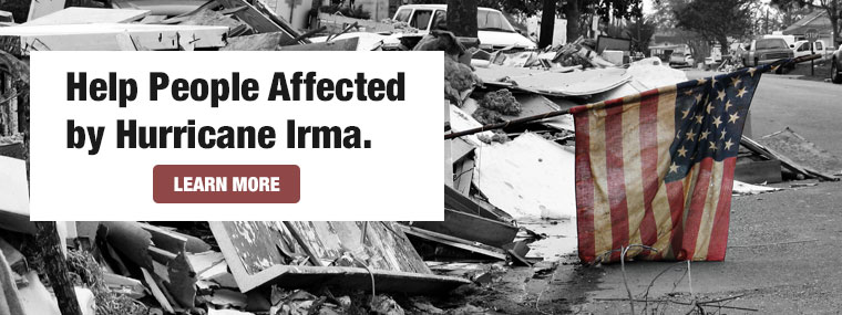 Hurricane Irma Donate