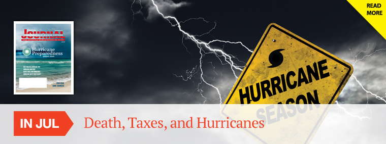 Death, Taxes, and Hurricanes