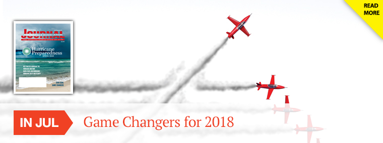 Game Changers for 2018