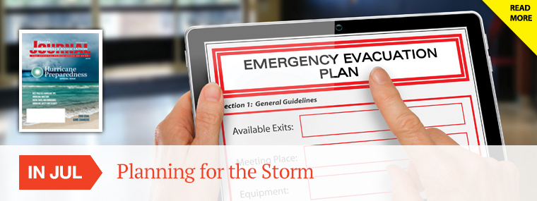 Planning for the Storm - Community Association Preparedness For Hurricane Season
