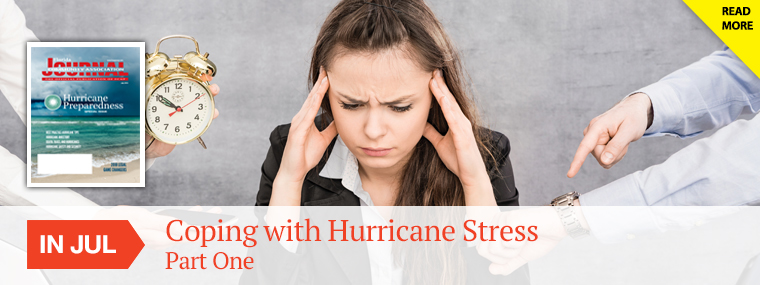 Coping with Hurricane Stress