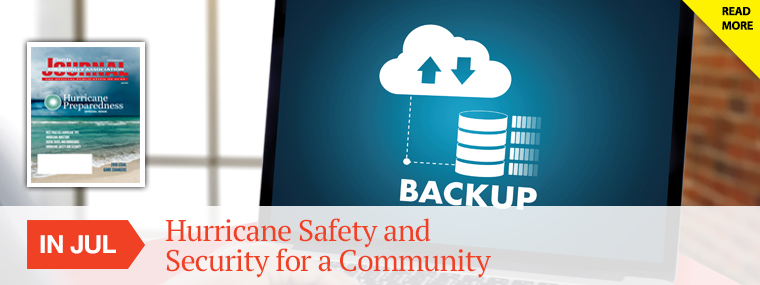 Hurricane Safety and Security for a Community