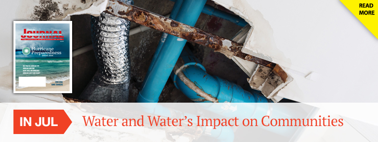 Water and Water's Impact on Communities