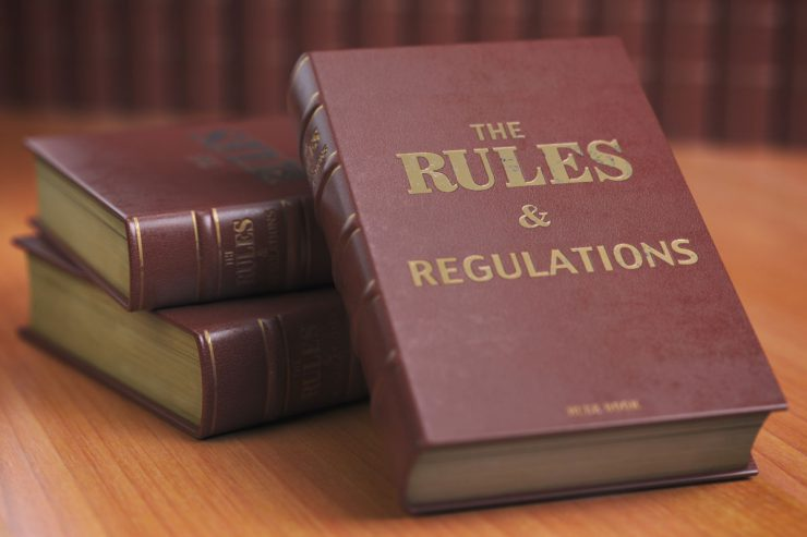 HOA Rules to be Recorded