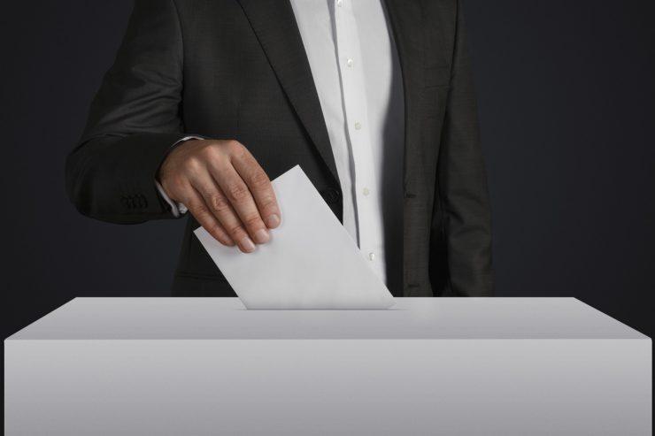 master association elections