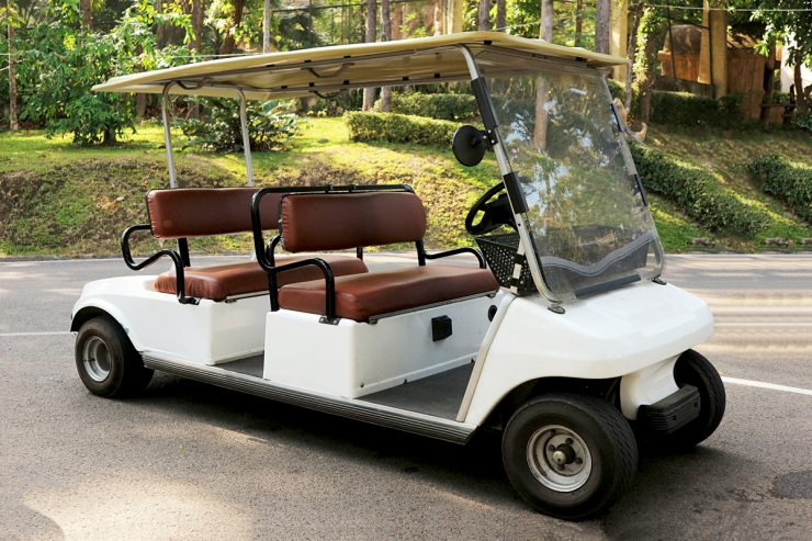 Golf Carts and Your Community